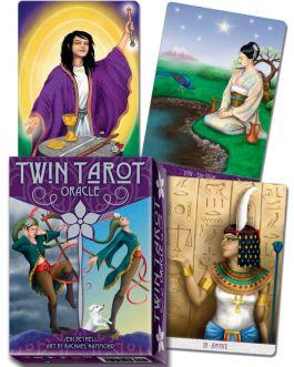 Twin Tarot Oracle /Lo Scarabeo/