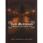 """Mylene Maelinhon """"Noti Medievali – Графическая магия средних веков"""" /мяг/"""