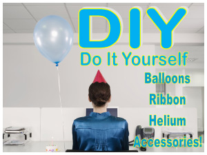 Balloons & Accessories at Crazy Prices!