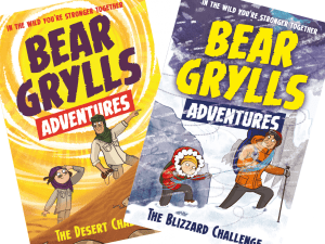 47 things I learnt from reading Bear Grylls Kids' books