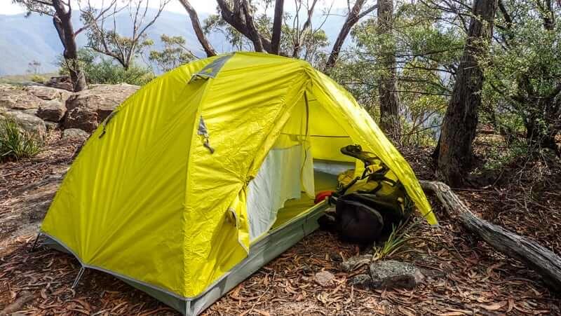 Macpac Duolight 2P Tent & Macpac Duolight 2P Tent Review - Lotsafreshair
