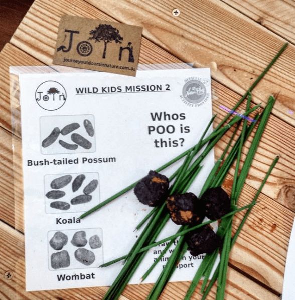 connecting kids to nature