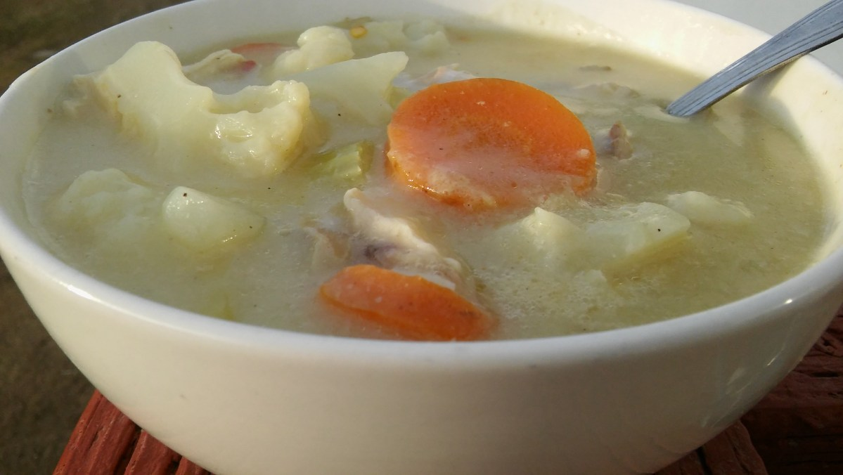 Hearty Chicken Soup