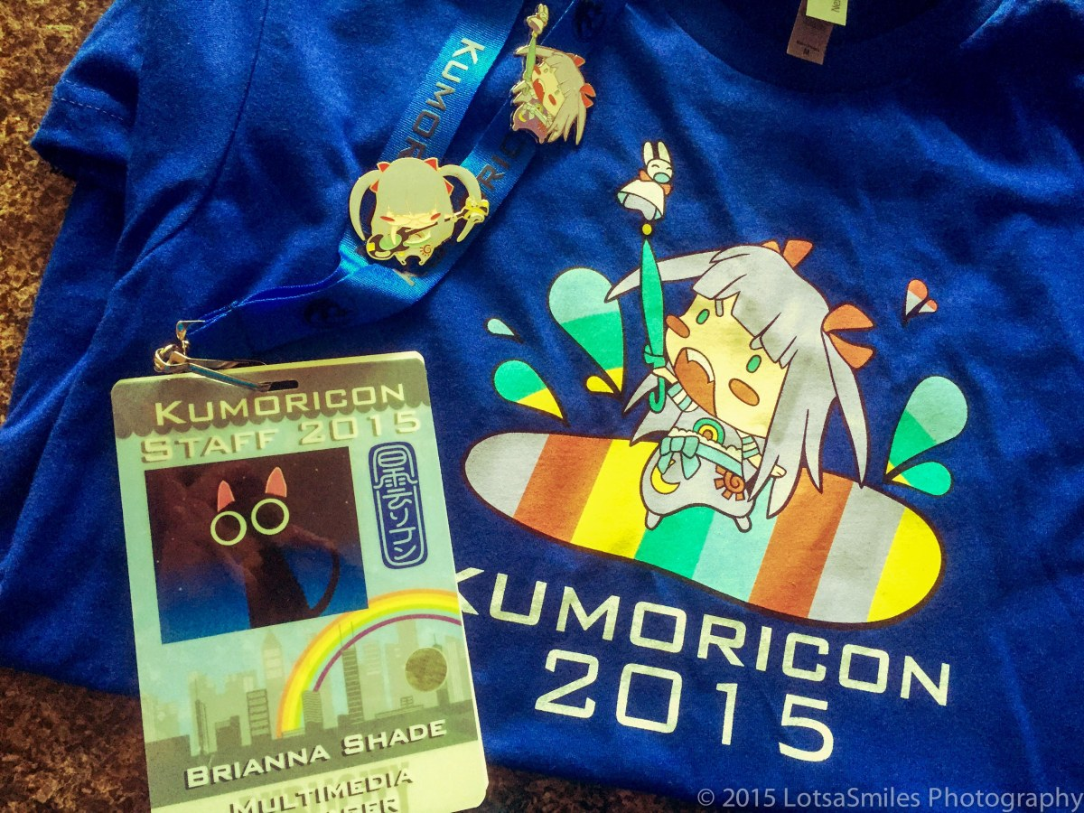Kumoricon '15: Days 1 & 2