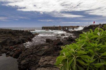 Hawaii: Punaluu Beach Park