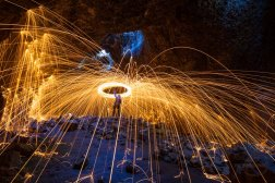 Cave of Sparks