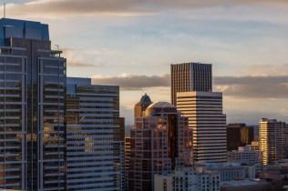 Portland sunrise shoot