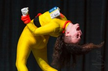 Sydney Schlotte rocking it as Powerline from A Goofy Movie at Kumoricon 2018   LotsaSmiles Photography