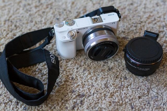 Sony a6000 camera   LotsaSmiles Photography