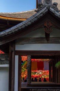 Tenjuan Temple, Kyoto