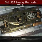 M6 USA Heavy Remodel