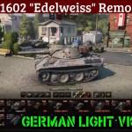"VK1602 ""Edelweiss"" Remodel"