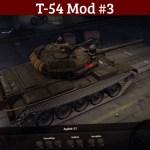 T-54 Mod #3