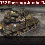 "M4A3E2 Sherman Jumbo ""Mule"" Remodel"