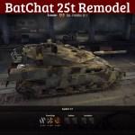 BatChat 25t Remodel