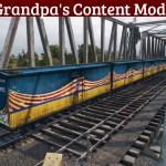 Grandpa's Content Trains Mod