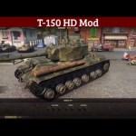 T-150 HD Remodel