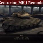Centurion Mk-1 Remodel