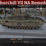 Churchill VII NA Remodel