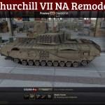Churchill VII NA Remodel