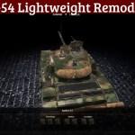 T-54 Lightweight Remodel
