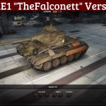 "T71E1 ""TheFalconett"" Version"