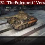 "T71E1 ""TheFalconett"" Version"