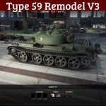 Type-59 Remodel Version 3