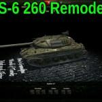 Russian Permium IS-6 Remodels (5)