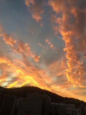 A sky of fire-2