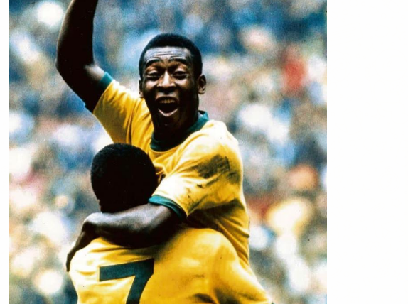 Pele Hails Lionel Messi After Barca Legend Equals His 643-goal Record At One Club