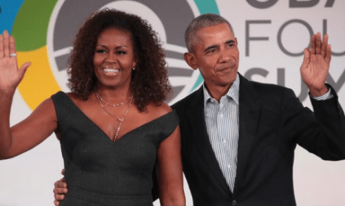 Former US President, Barack Obama Celebrates His Wife's Birthday As He Sends Heartfelt Message To Her