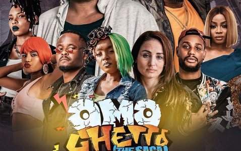 OMO GHETTO (THE SAGA): This Movie Becomes The First Ever Cinema Release Of A Nigerian Film In The United Arab Emirates.