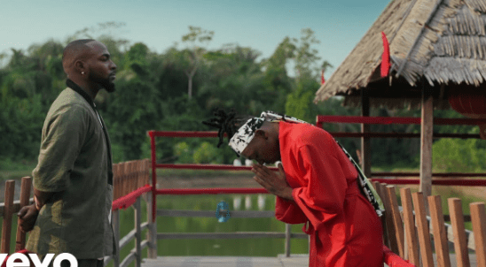 Davido Sends A Message To His Fans As He Released Music Video Of 'The Best' By Davido Featuring Mayorkun