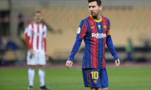 Lionel Messi Could Face Lengthy Match Ban For Punching An Opponent