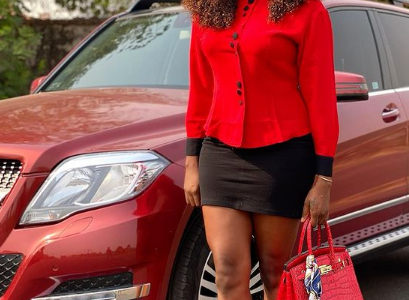 Marriage Counsellor, Okoro Blessing Shares A Naked Of Herself As She Later Reveals The Secret Behind The So-Called Naked (Her Message To Men And Women)