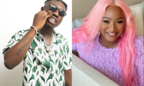More Information On Why Zlatan Blocked DJ Cuppy On Social Media As Davido's Personal Logistics Manager, Afeare Isreal Reveals The Truth