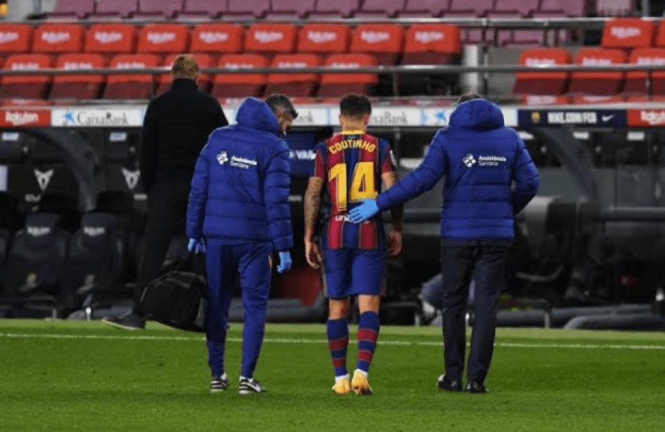 Barcelona Reportedly Plan To Not Play Philippe Coutinho To Avoid Transfer Add-On