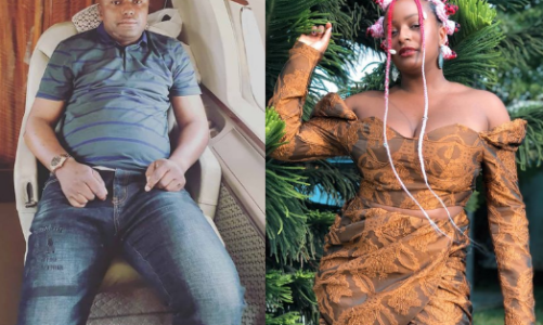 Davido's Logistics Manager, Afeare Isreal Finally Slams DJ Cuppy After She Vowed To Charge Him For This Reason