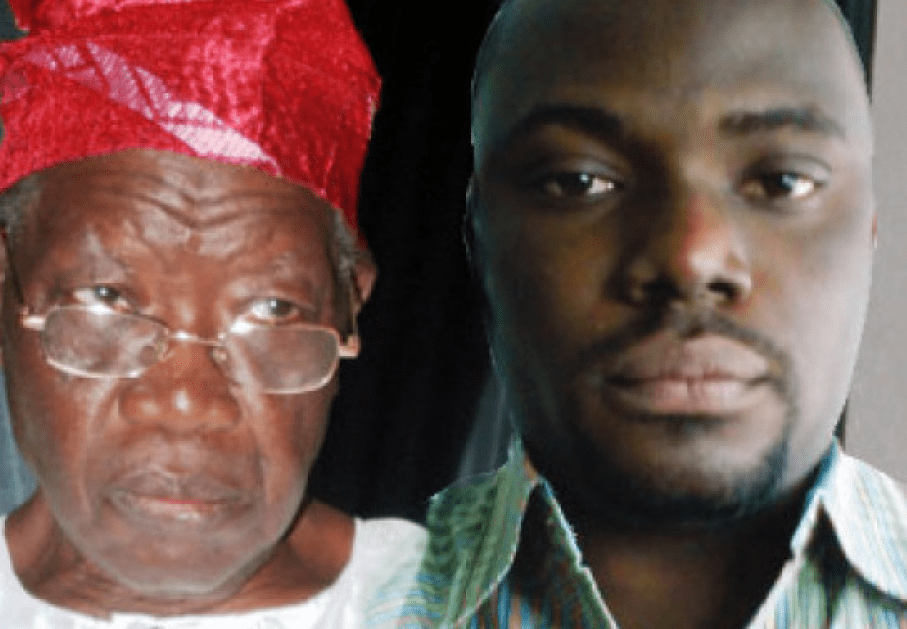 More Details On Lateef Jakande's Death As His Son Reveals The Last Moments Of His Father, Reveals His Father's Only Regret In Nigeria