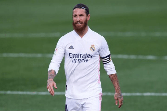 Sergio Ramos Names Two Players He Would Love Real Madrid To Sign