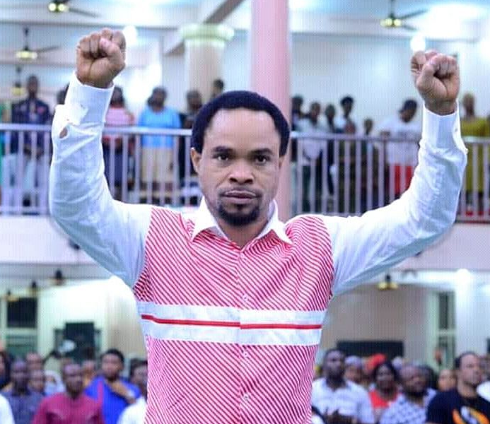 """""""Nobody Speaks Against Me And Go Scotfree, I Am Not A Man You Can Joke With"""" – Prophet Odumeje Says To Sick Ada Jesus"""