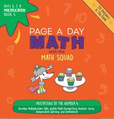 page a day math 2