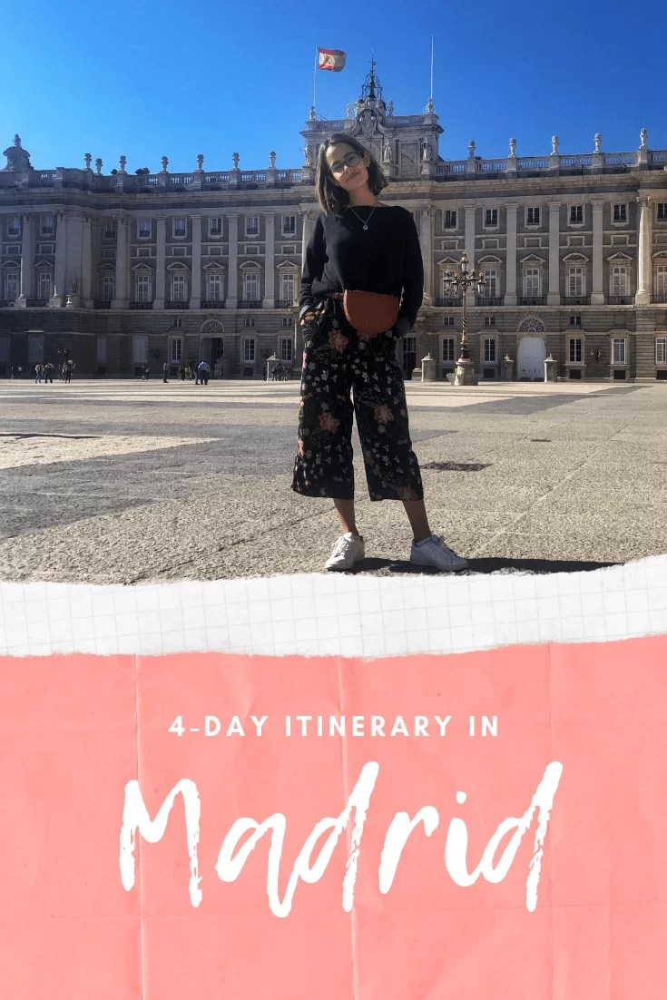Plan the Perfect Trip to Madrid with this Itinerary | Lots of Lora