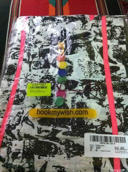 Cenizas Casual Printed Women's Kurti