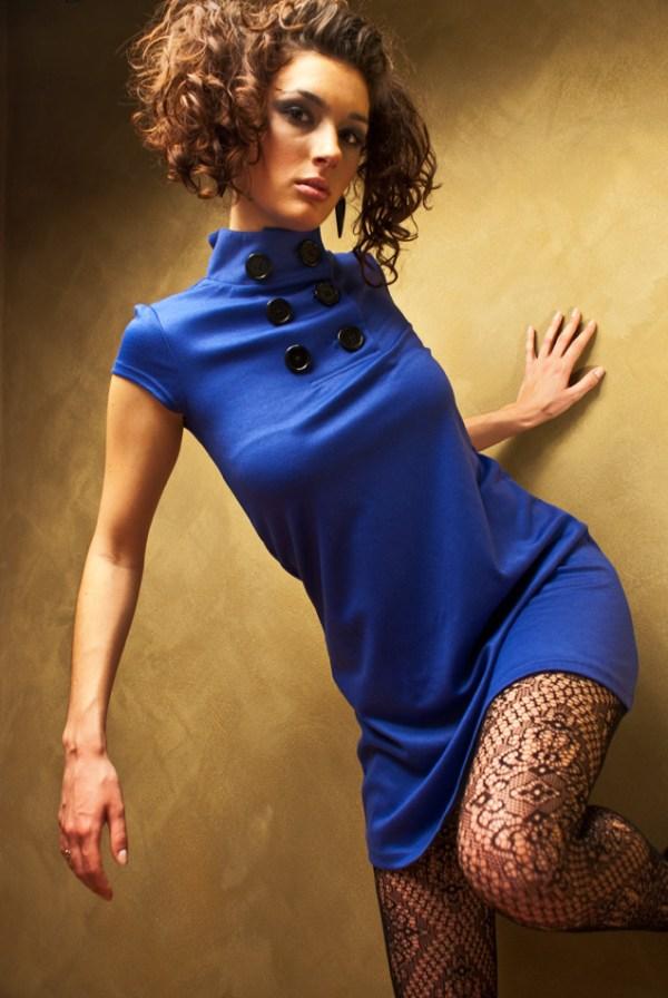 Joelle Blue by Matthew Richards