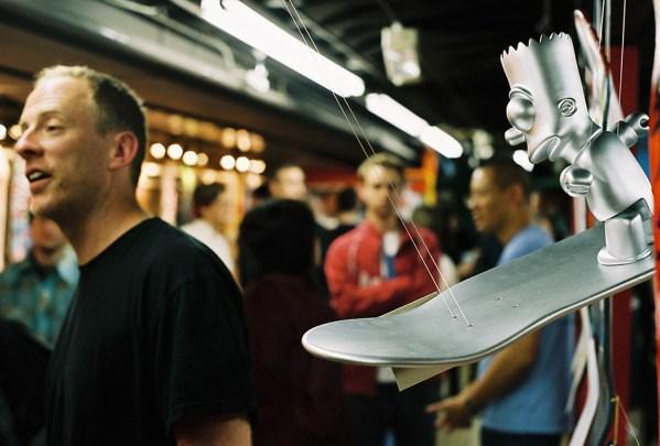 Skate Deck Show by Matthew Richards
