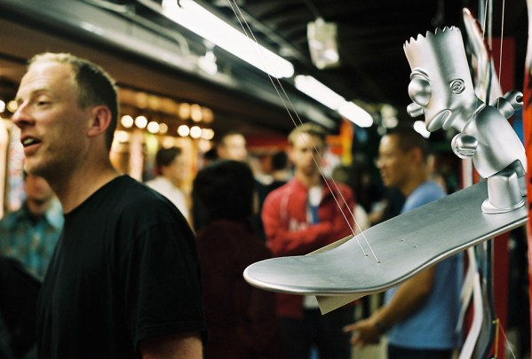 Skateboard Deck Gallery Opening
