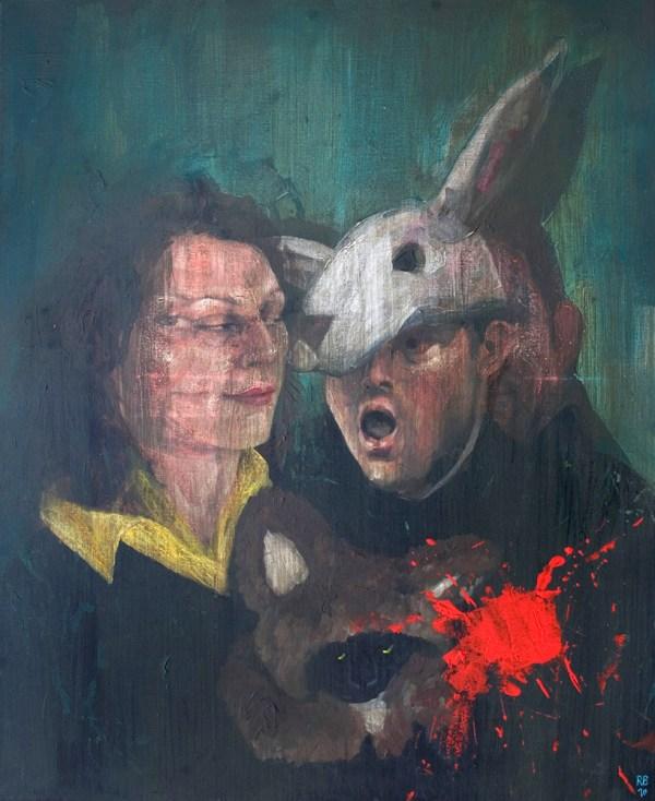 Portrait of Matthew and Sue