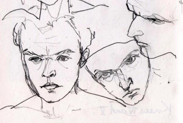 Study of Matthew Richards
